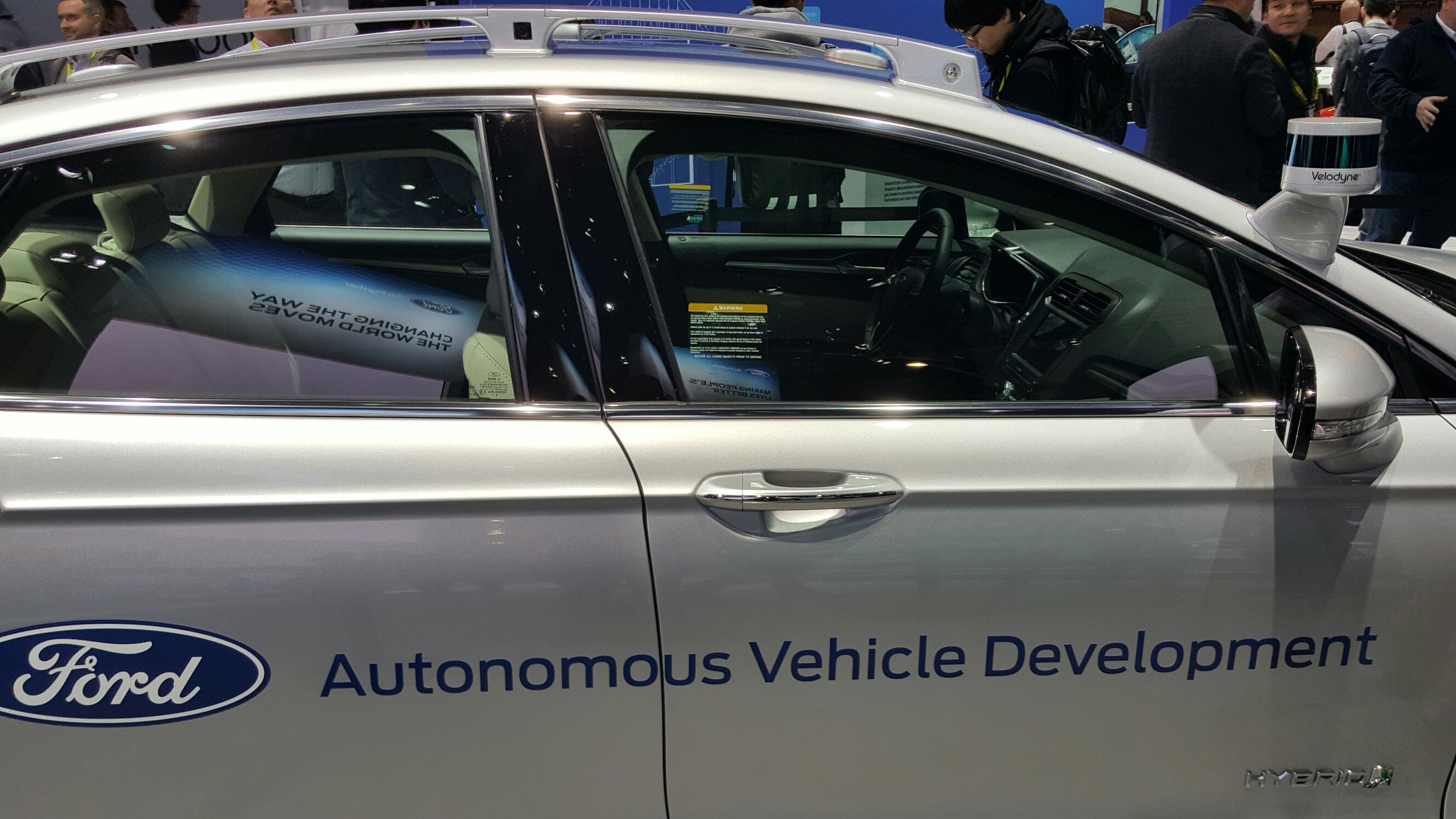 Ford to Move Autonomous Vehicle Divison to Detroit | Driverless Report