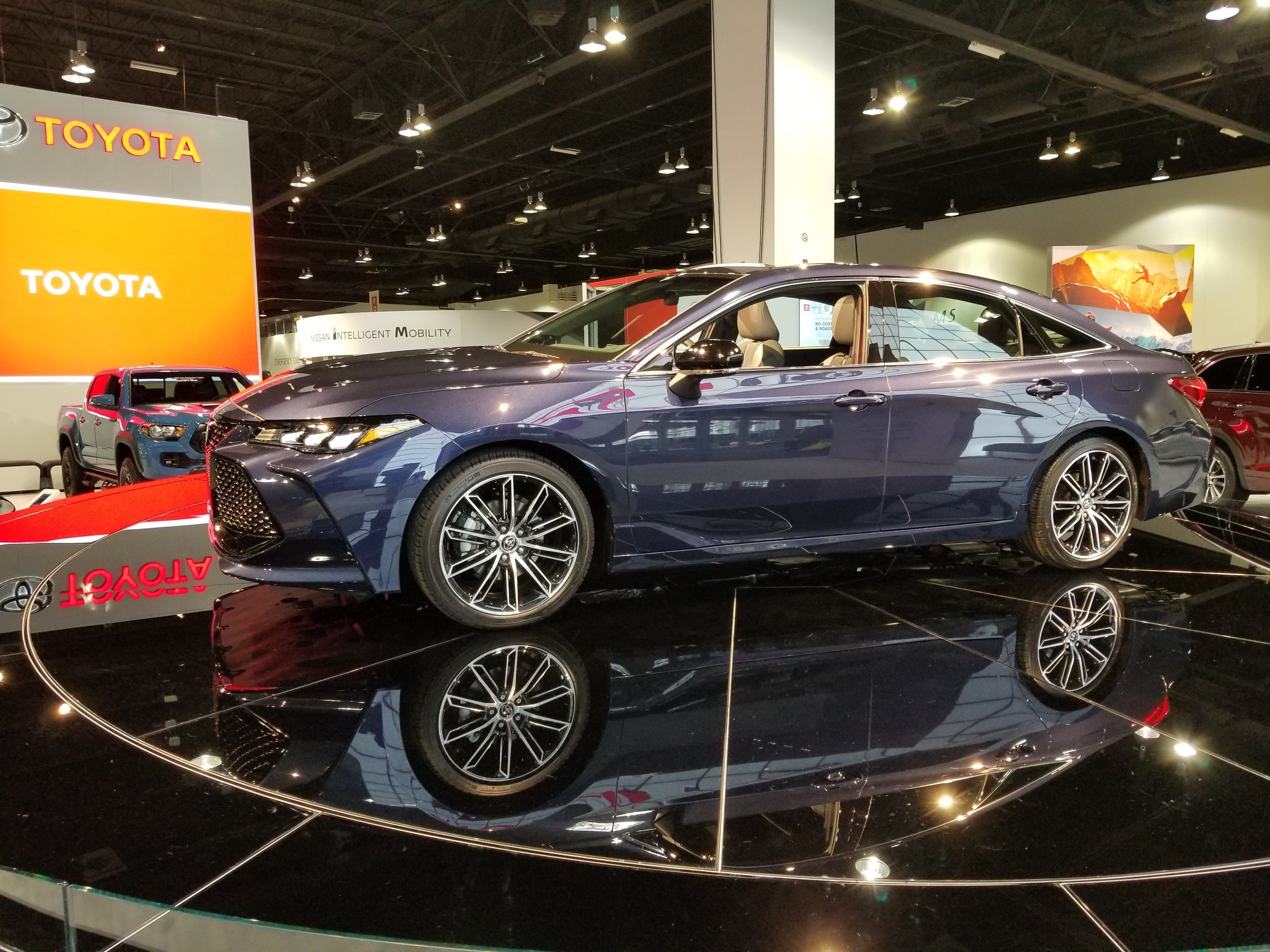 Denver Auto Show Features InVehicle Technology Driverless Report - Major car shows